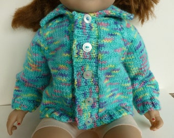 Babies knitted cardigan