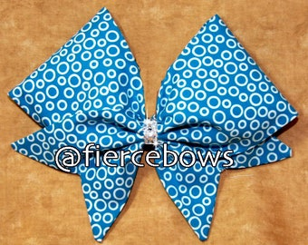 Tiny Bubble Hand Sewn Bow
