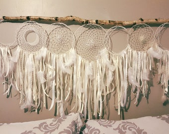 Custom Dream Catcher Wall Hanging