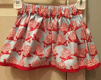 Candy stripes lollipop skirt