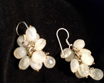 Quartz Waterfall Earrings
