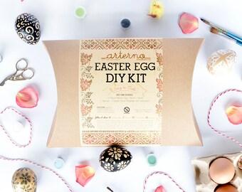 DIY Kit Egg Decorative Pysanka| Craft kit