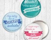 Espejos con frases para Boda / Mirrors for Wedding