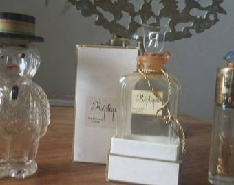 Vintage antique perfume bottle .  assorted