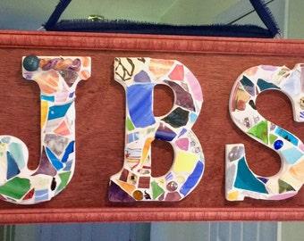 Mosaic Initials