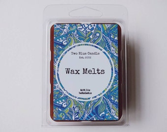 Coffeehouse Wax Melts Hand Poured & Highly Scented   Wax Tarts