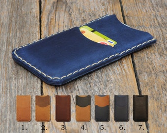 Nokia 6 5 3 Case Pouch. Handmade Cover Genuine Real Leather Shell Wallet Sleeve Rough Vintage Style Custom Sizes