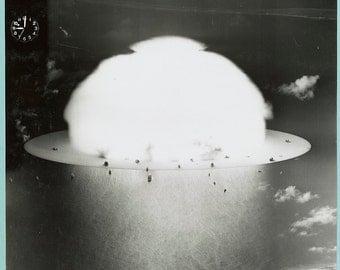 Operation Crossroads, Bikini Atoll, Nuclear Atomic Bomb Test