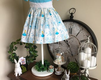 Wonderland Alice Dress