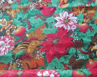 Disney S Little Mermaid Ariel Cotton Fabric Panel By