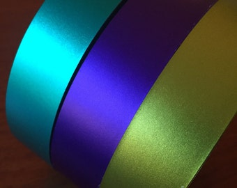 Exotic Satin Luster Polypro or HDPE Beautiful Hula Hoop