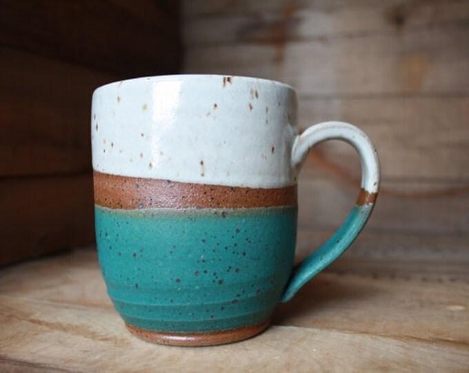 Kary Norton & Joel Wenger - Wedding Registy - Mug Set - KJ Pottery