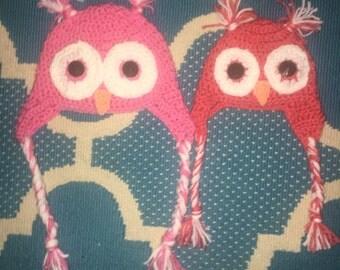 Owl Hats