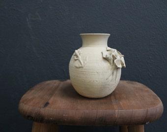 Unglazed Clay Pot Etsy