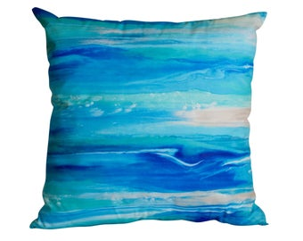 On the Shores| Art Cushion