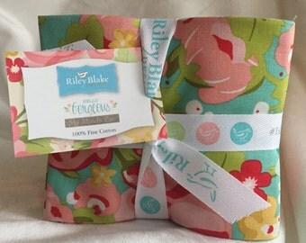 Hello Gorgeous Fat Quarter Bundle by My Mind's Eye for Riley Blake Designs