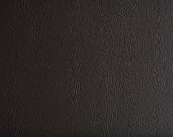 Black Marine Vinyl***PRECUT***  for Crafts, Embroidery, Key Fobs, Felties, Luggage Tags