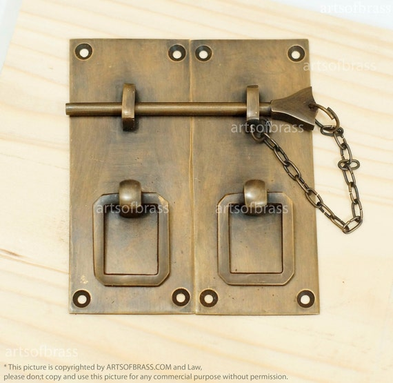 kitchen cabinet door catches vintage solid brass retro drawer latch cabinet latch door box 18519