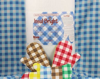 1 metre x 22 inch (56 cm) wide Warm Company Insul Bright Stabiliser Interfacing Wadding Pellon