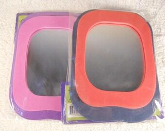 Magnetic Mirror Fashion Mirror Wall mirror Locker Cabinet Mirror DS166