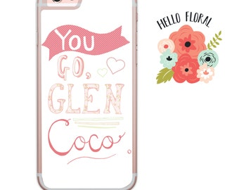 Glen Coco Mean Girls iPhone Samsung Galaxy iPod Touch hard case