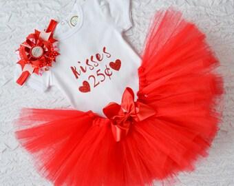 Girls valentines day outfit, baby valentine bodysuit, newborn valentines, toddler valentines day shirt, babys first valentines day