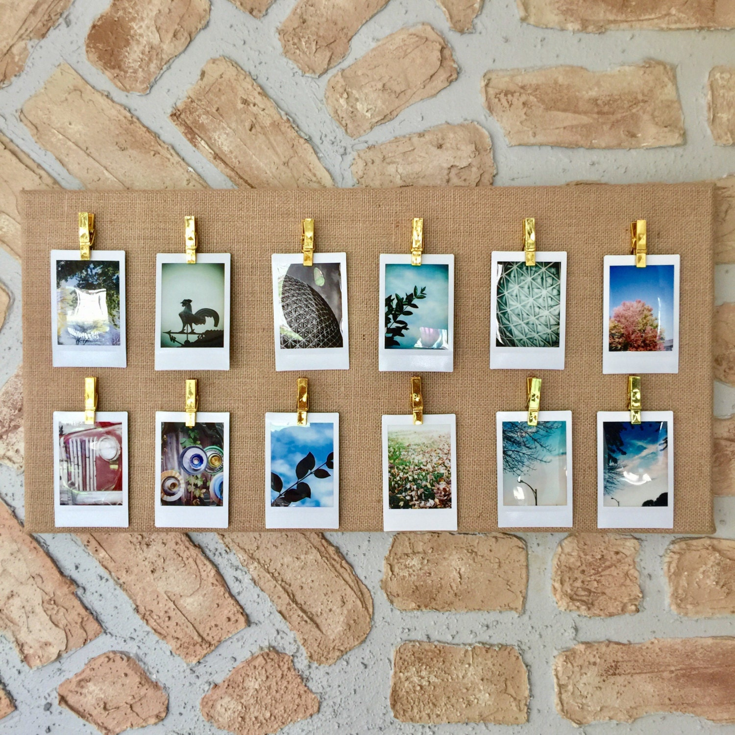 Instant photo display instax mini display canvas square sold by adoreyouhome amipublicfo Gallery