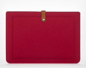 MacBook Pro Sleeve – MacBook Case – Macbook Pro 15 Cover - MacBook Felt  Case - Macbook Retina Sleeve - MacBook Retina 15 Case