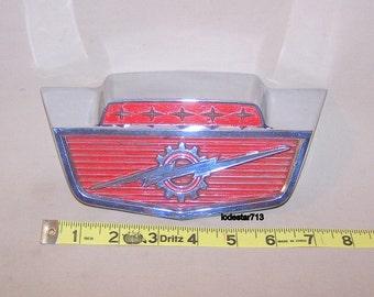 Vintage 1960's Ford Truck Hood Emblem Ford Emblem
