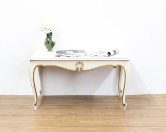 Gold coffee table Etsy
