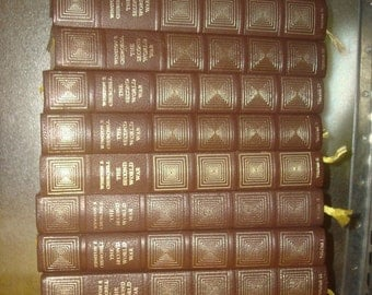 Set of 12 The Second World War. Heron books by Winston S Churchill.