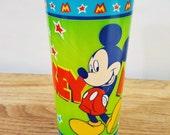 Vintage /Disney Verre Mic...