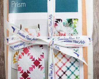 Prism Quilt Pattern Fabric Kit - Moda - V and Co - Vanessa Christenson - VC1239