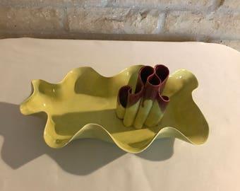 Vintage Paula West Ceramic Art