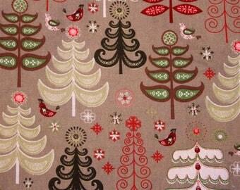 Rat Hammocks - Winter Trees