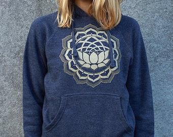 Sacred Geometry Clothing - Lotus Hoodie