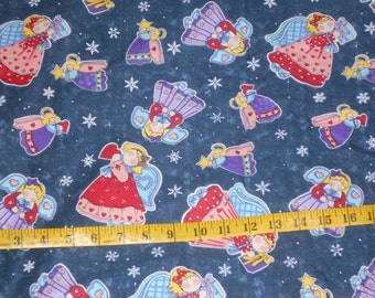 CHRISTMAS SPIRIT Fabric by Spring Inds.
