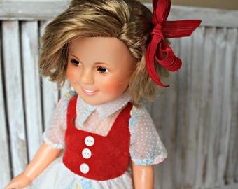 Ideal Shirley Temple doll. 1972.