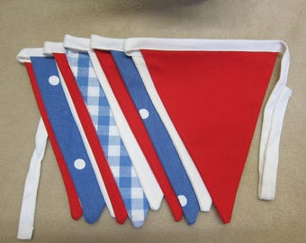 Bunting - 10 flags