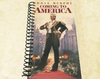 Back To America VHS Notebook - 90 Sheets - Free Shipping