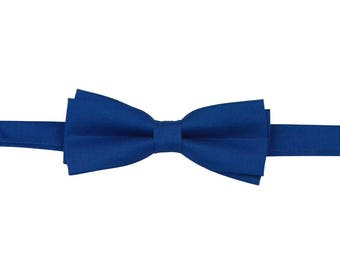 Royal blue bow ties, preppy bow tie,small bow ties, bow ties for toddler, bow ties are cool