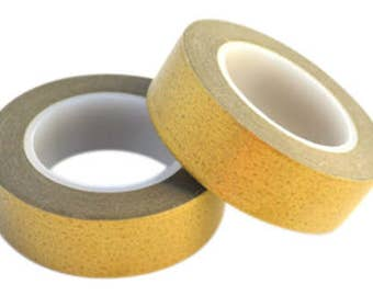 GOLD -Metallic Gold washi tape -Gold Washi paper adhesive tape for Wedding Stationary or Planner Keeping *METALLIC GOLD *Gold -Wedding Decor