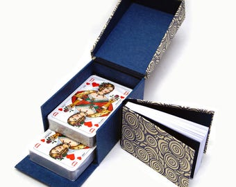 """Card game box """"Emotions"""""""