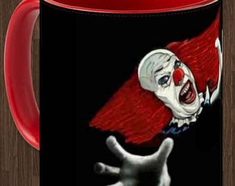 Stephen King PENNYWISE/IT Miniseries Coffee Mug