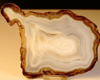 Beautiful Brazilian Agate Slab