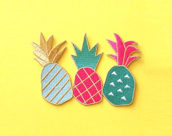 Embroidered Patch Cactus