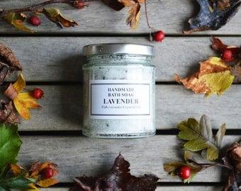 Bath Soak - Lavender - 190g Jar