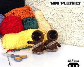 Jawa Crochet Doll - Jawa Plush - Star Wars Jawa Plush - Jawa Amigurumi