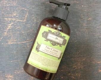 Nio Organic Body Lotion - Citrus - Organic Jojoba Oil, Shea Butter and Coconut Milk - Body Lotion for Men - 9.3 oz