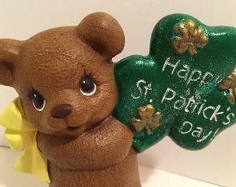 Happy St. Patrick's Day Bear